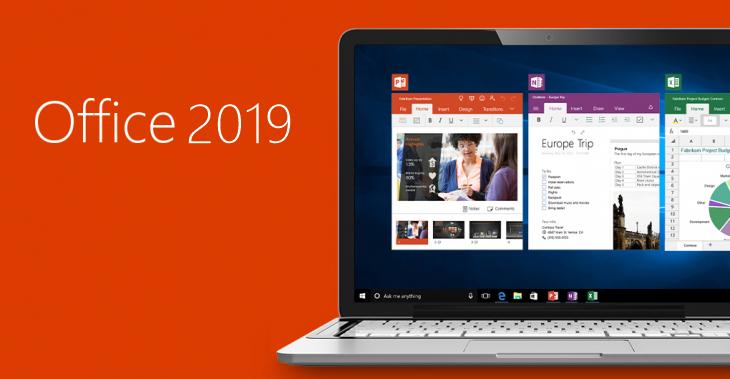 Office 2019全家桶 一键完成安装激活