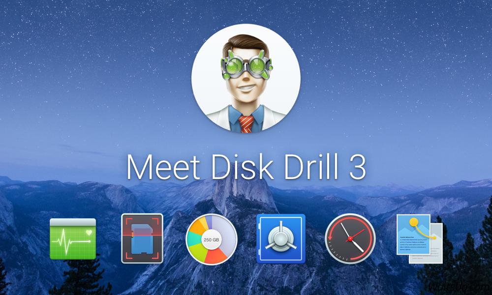 Disk Drill Enterprise V3.6.918 for mac中文破解版 – Mac上高效的数据恢复工具