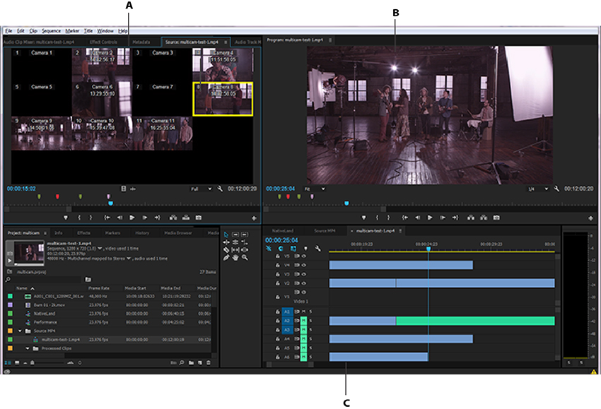 Adobe Premiere Pro CC 2018 v12.1.2 特别破解版 强大的视频剪辑工具