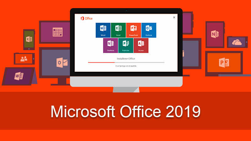 Microsoft Office 2019 for mac 中文破解版