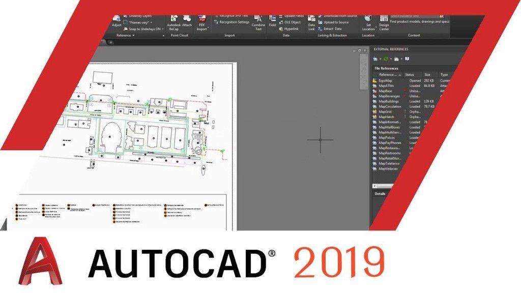 Autodesk AutoCAD 2019 R1 for Mac 破解版 强大的CAD设计绘图软件