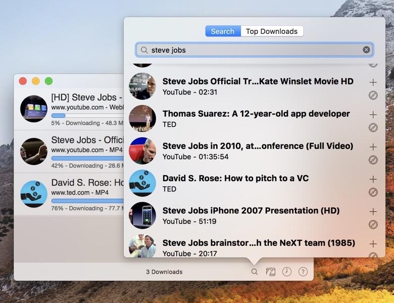 Downie 3.6 for mac破解版 Mac系统好用的在线视频下载工具