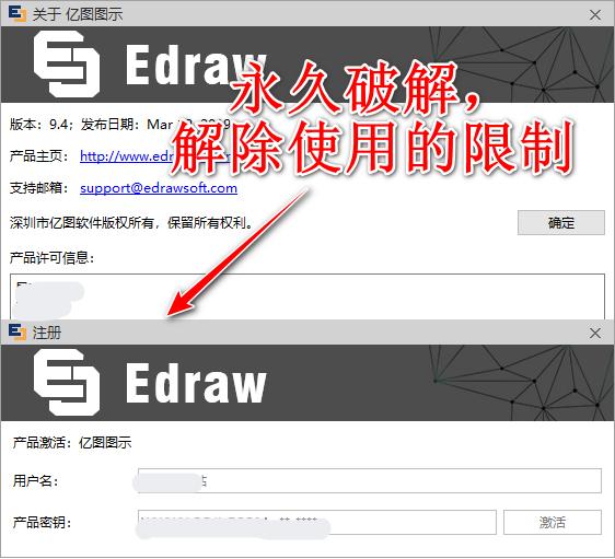 视频编辑专家破解版_亿图图示专家 思维导图 Edraw Max v9.4.1 中文破解版